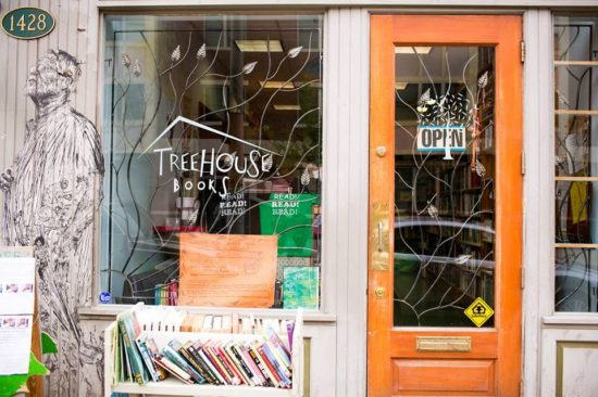 Tree House Books location in North Philly